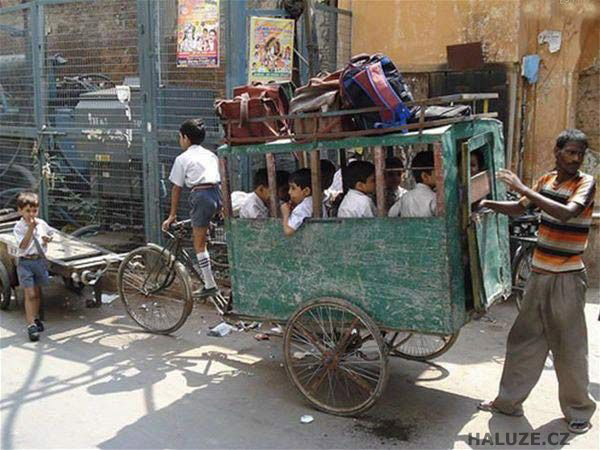 Indicky Autobus Zasmejse Cz